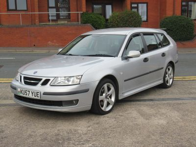 SAAB 9-3 Estate 1.9 TiD Vector SportWagon 5dr