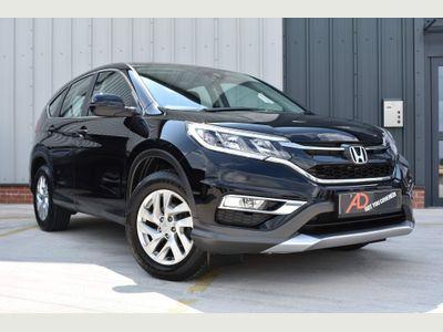 Honda CR-V SUV 2.0 i-VTEC SE Navi (DASP) Auto 4WD 5dr