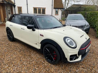 MINI Clubman Estate 2.0 John Cooper Works Steptronic ALL4 (s/s) 6dr