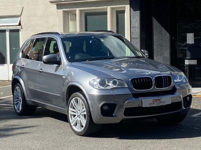BMW X5 SUV 3.0 30d M Sport xDrive (s/s) 5dr