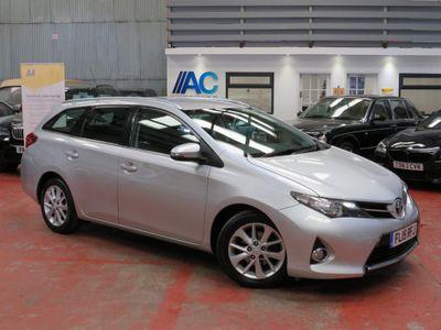 Toyota Auris Estate 1.33 VVT-i Icon Touring Sports 5dr