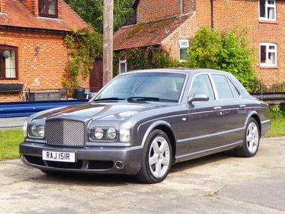 BENTLEY ARNAGE Saloon 6.8 T 4dr