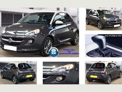 Vauxhall ADAM Hatchback 1.4i ecoFLEX JAM Easytronic (s/s) 3dr