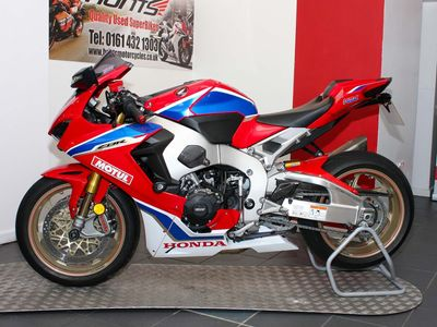 HONDA CBR1000RR FIREBLADE Super Sports 1000 Fireblade SP2 ABS
