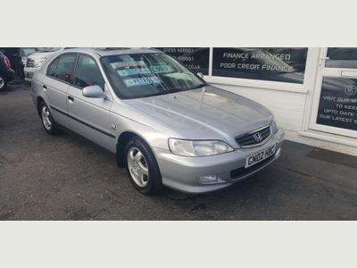 Honda Accord Hatchback 2.0 i-VTEC SE 5dr (sun roof, a/c)