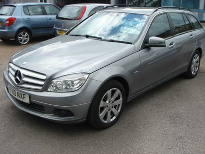 Mercedes-Benz C Class Estate 1.6 C180 BlueEFFICIENCY Kompressor SE (Executive) 5dr