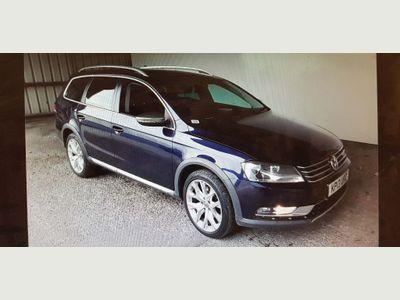 Volkswagen Passat Estate 2.0 TD BlueMotion Tech Alltrack DSG 4x4 5dr