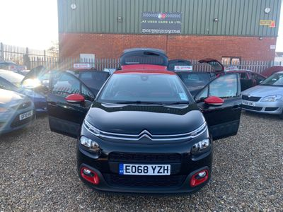 Citroen C3 Hatchback 1.2 PureTech Flair Nav Edition (s/s) 5dr