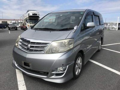 Toyota Alphard Unlisted 2.4 AS Platinum Selection