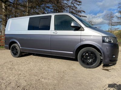 Volkswagen Transporter Other 2.0 TDI T32 Window Van DSG 4dr (SWB)