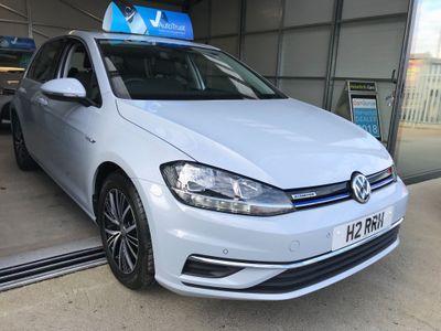 Volkswagen Golf Hatchback 1.5 TSI EVO SE Nav DSG (s/s) 5dr