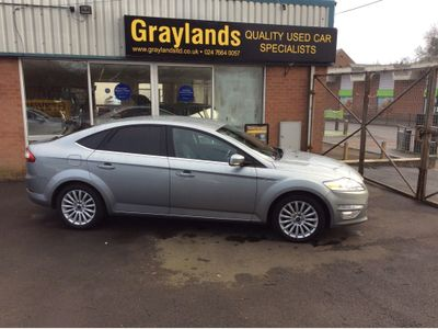 Ford Mondeo Hatchback 2.0 TDCi Zetec Business Powershift 5dr