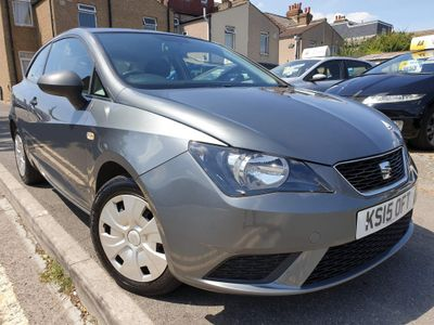 SEAT Ibiza Hatchback 1.2 S SportCoupe 3dr (a/c)