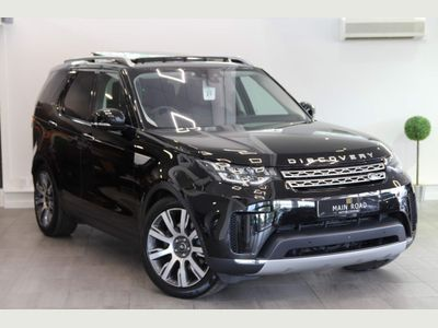 Land Rover Discovery SUV 3.0 Si6 HSE Luxury Auto 4WD (s/s) 5dr