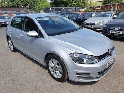 Volkswagen Golf Hatchback 2.0 TDI BlueMotion Tech SE (s/s) 5dr