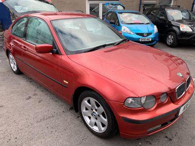 BMW 3 Series Hatchback 2.0 320td SE Compact 3dr