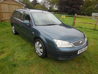 Ford Mondeo Estate 2.0 LX 5dr