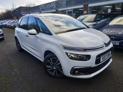 Citroen C4 Picasso MPV 1.6 BlueHDi Flair EAT6 (s/s) 5dr