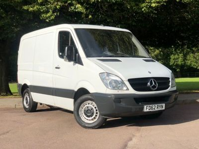 Mercedes-Benz Sprinter Panel Van 2.1 CDI 313 Panel Van 4dr SWB