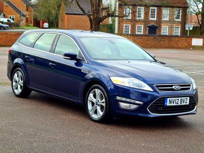 Ford Mondeo Estate 1.6 TD ECO Titanium X (s/s) 5dr