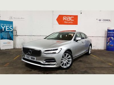 Volvo S90 Saloon 2.0 D4 Inscription Auto (s/s) 4dr