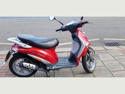 Piaggio Liberty Moped 50