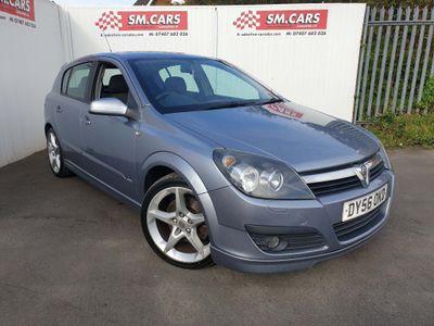 Vauxhall Astra Hatchback 1.9 CDTi 16v SRi 5dr