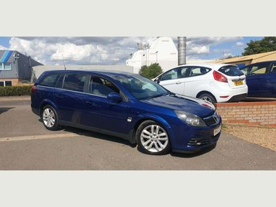 Vauxhall Vectra Estate 2.2 i 16v SRi 5dr