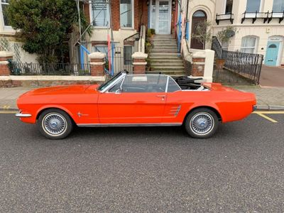 Ford Mustang Unlisted Convertible