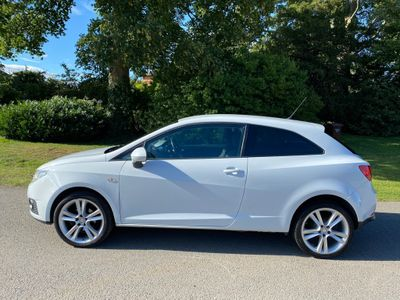 SEAT Ibiza Hatchback 1.4 Sportrider SportCoupe 3dr