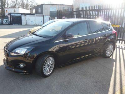 Ford Focus Hatchback 1.6 SCTi EcoBoost Zetec S 5dr