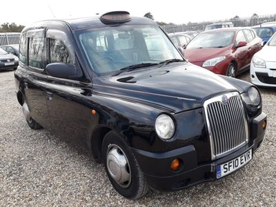 London Taxis International TX4 MPV 2.5 TD Bronze 4dr