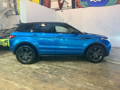 Land Rover Range Rover Evoque SUV 2.0 TD4 Landmark 4WD (s/s) 5dr