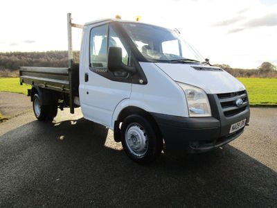 Ford Transit Chassis Cab 350 M TIPPER