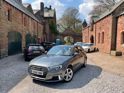 Audi A3 Hatchback 2.0 TDI Sport Sportback (s/s) 5dr