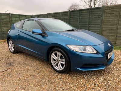 Honda CR-Z Coupe 1.5 IMA S 3dr