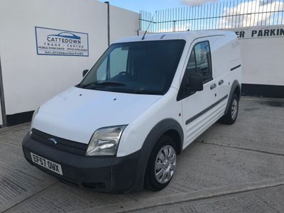 Ford Transit Connect Other 1.8 TDCi T220 Crew LX 4dr