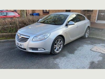 Vauxhall Insignia Hatchback Vauxhall Insignia 1.8 i VVT 16v Excl