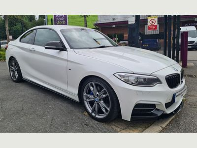 BMW 2 Series Coupe 3.0 M235i Auto (s/s) 2dr