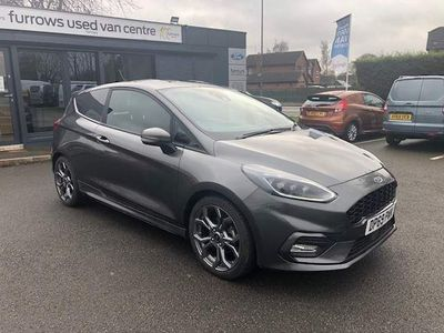 Ford Fiesta Other 1.0T EcoBoost Sport EU6 (s/s) 3dr