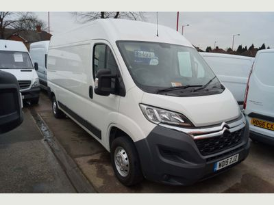 Citroen Relay Panel Van 2.2HDi 35 ENTERPRISE LWB L3 H2 VAN
