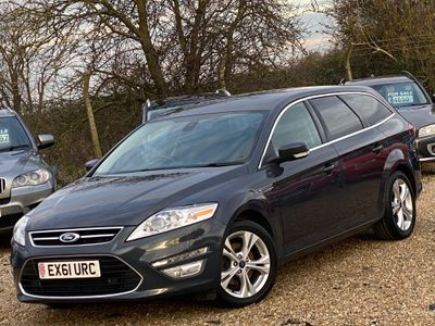 Ford Mondeo Estate 1.6 TD ECO Titanium X (s/s) 5dr
