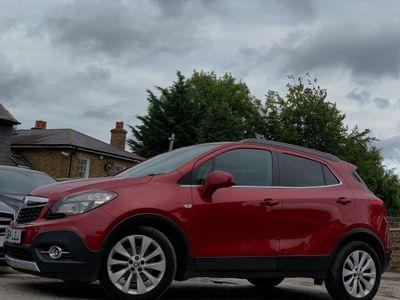 Vauxhall Mokka SUV 1.4i Turbo SE 2WD 5dr