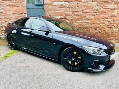 BMW 4 Series Gran Coupe Hatchback 3.0 435i M Sport Gran Coupe Auto (s/s) 5dr