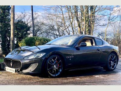 Maserati Granturismo Coupe 4.7 V8 Sport Auto 2dr