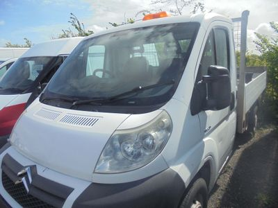 Citroen Relay Tipper 2.2 HDi 35 L2 Chassis Cab 2dr