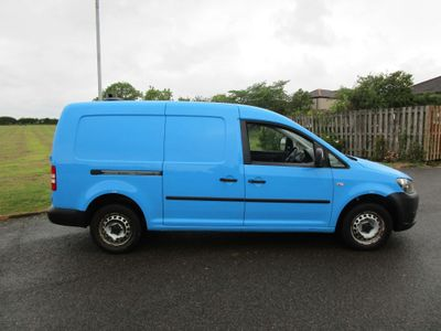 Volkswagen Caddy Maxi Other 1.6 TDI C20 Maxi Panel Van 5dr