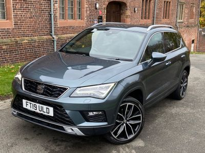 SEAT Ateca SUV 1.6 TDI XCELLENCE Lux DSG (s/s) 5dr