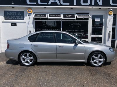 Subaru Legacy Saloon 2.0 RE 4dr