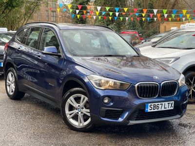 BMW X1 SUV 1.5 18i SE DCT sDrive (s/s) 5dr